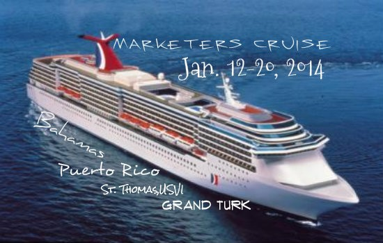 Marketers Cruise 2014